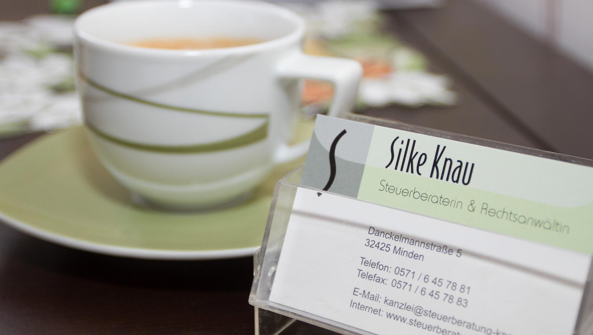 Silke Knau